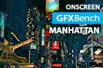 GFXBench 3.0 Manhattan onscreen
