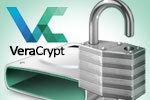 VeraCrypt 1.21 Encryption Algorithm AES, Buffer Size 1GB