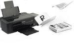 Стоимость ч/б. печати Цена печати одного листа А4 на струйном принтере с СНПЧ