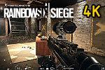Tom Clancy's Rainbow Six Siege 3840x2160 (4K); High Image quality,Temporal AA, 4x AF