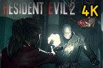 Resident Evil 2 3840x2160 (4K); Max Quality