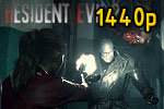 Resident Evil 2 2560x1440; Max Quality