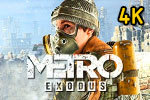 Metro Exodus 3840x2160 (4K); Ultra Quality