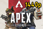 Apex Legends 2560x1440; High