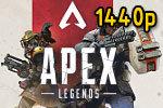 Apex Legends 2560x1440; High