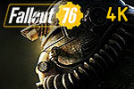 Fallout 76 3840x2160 (4K); Ultra Settings