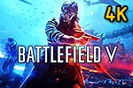 Battlefield V 3840x2160 (4K); Ultra Settings