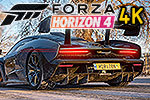 Forza Horizon 4 3840x2160 (4K); Ultra Settings