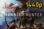 Monster Hunter:World 2560x1440; Ultra Settings