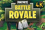 Fortnite Battle Royale  3840x2160 (4K); Ultra Settings