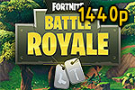 Fortnite Battle Royale  2560x1440; Ultra Settings