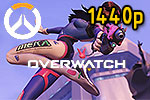 Overwatch 2560x1440; Ultra Settings