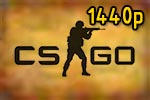 Counter Strike: Global Offensive 2560x1440; Ultra Settings