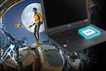 3DMark Night Raid, производительность процессора ноутбука в играх