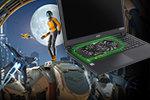 3DMark Night Raid, производительность видеокарты ноутбука в играх