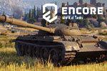 World of Tanks enCore 1366x768, настройки графики: Низкие