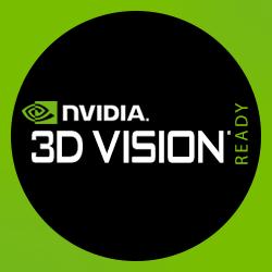 Монитор с GeForce 3D Vision