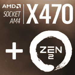 Тестирование процессоров AMD Ryzen 3900X и 3700X на материнской плате X470