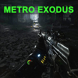 Рейтрейсинг в Metro Exodus