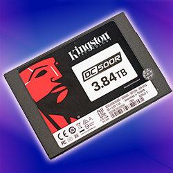 Обзор корпоративного SSD Kingston DC500R