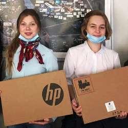 Ноутбуки НИКСа для первокурсников Физтеха