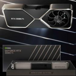 Производительность видеокарты NVIDIA GeForce RTX 3080 Ti в 4K-гейминге