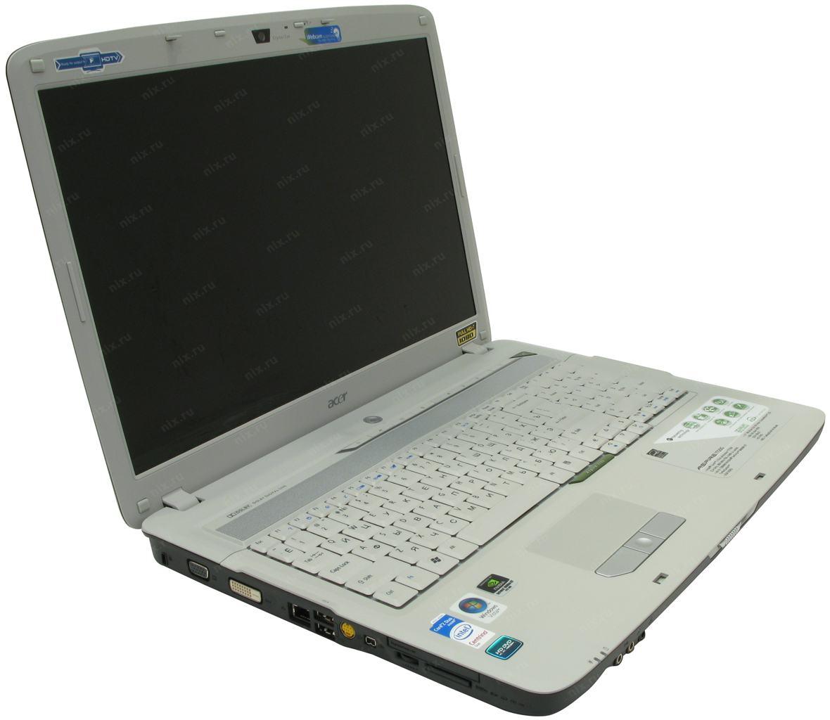 Acer Aspire 7720G Intel Chipset Driver Download