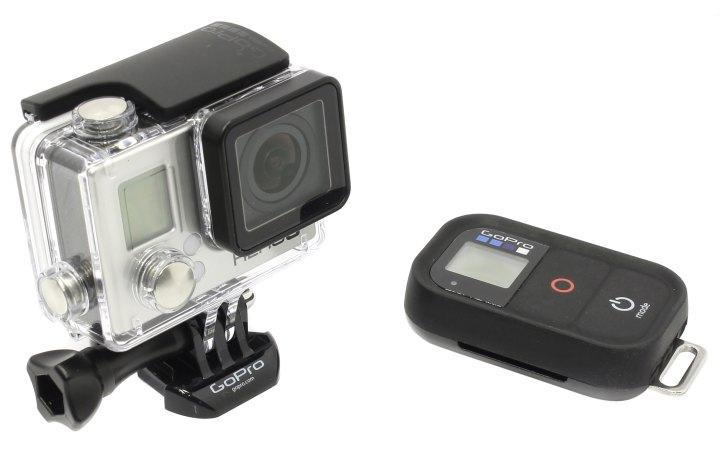 GoPro HERO3+ Black Edition CHDHX-302, вид основной