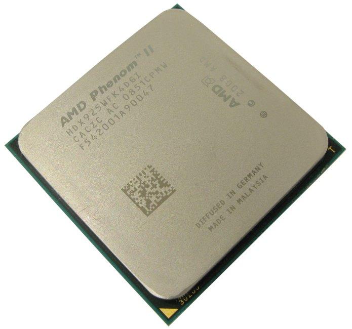 Скачать драйвера на процессор amd phenom