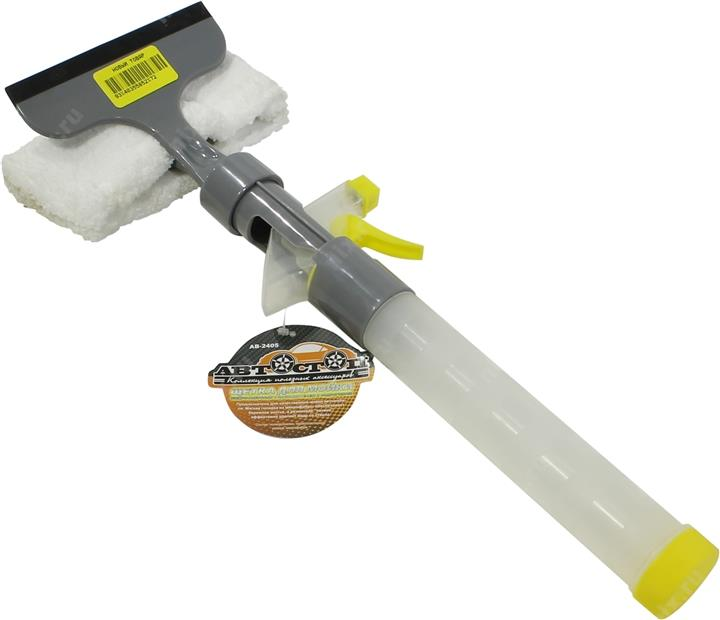 Щетка для мойки с распылителем и сгоном для воды Автостоп AB-2405 - фото 7