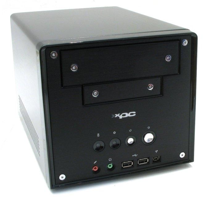 Shuttle XPC SD30G2 PLUS, вид основной