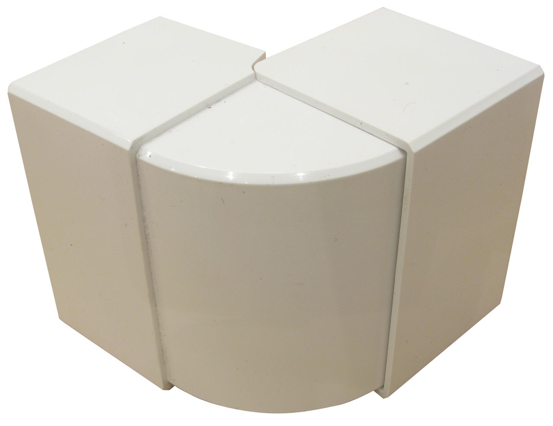 Угол внешний изменяемый, 60x40мм, Efapel 13036 ABR