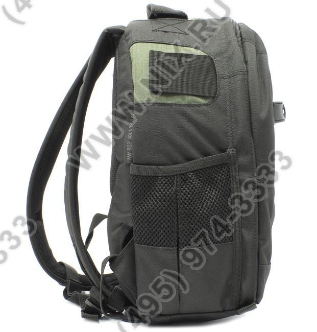 Рюкзак lowepro pro runner 200 aw green рюкзак pacsafe intasafe z500