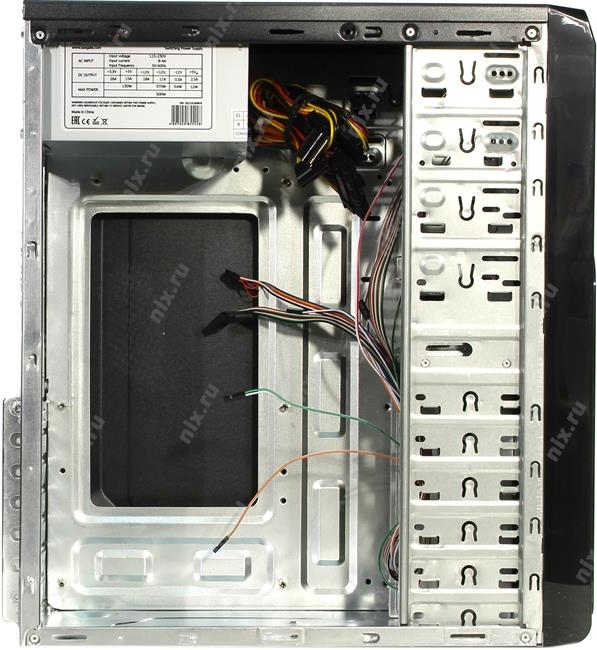 Корпус ExeGate AB-221 Black БП AB400 247935