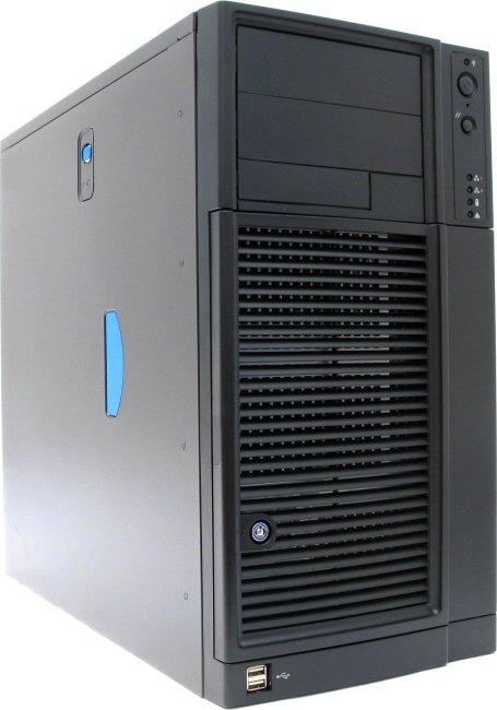 Intel SC5650DP, вид основной