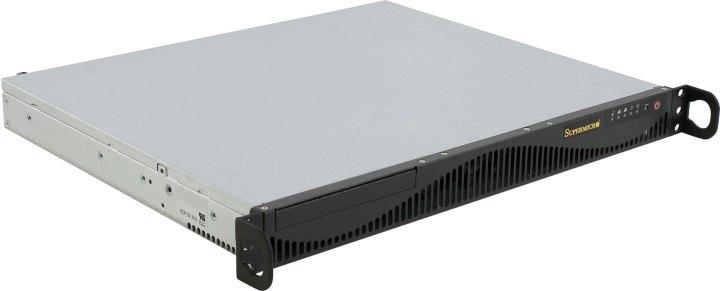 Корпус Supermicro CSE-847BE1C-R1K28LPB 4U redundant 1280W