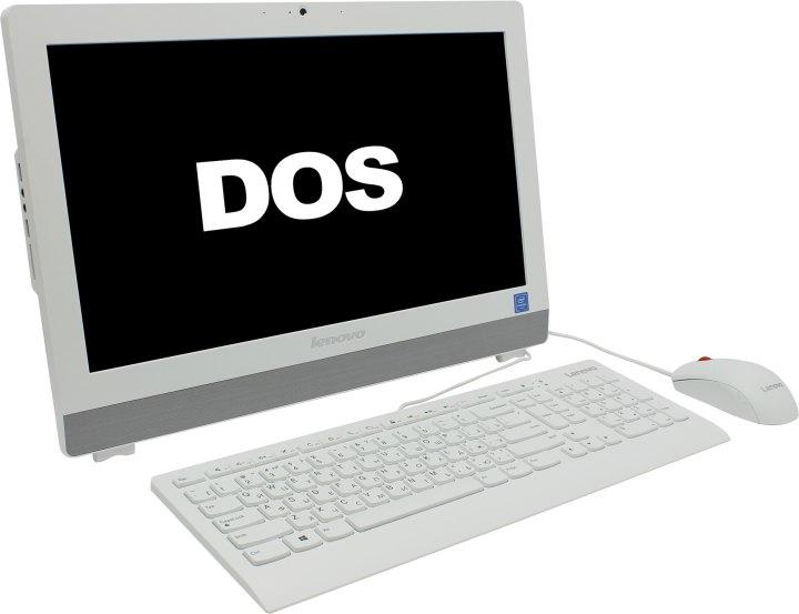 Моноблок Lenovo S200z (10K4002DRU) Pentium-J3710 (1.6)/4GB/500Gb/19.5