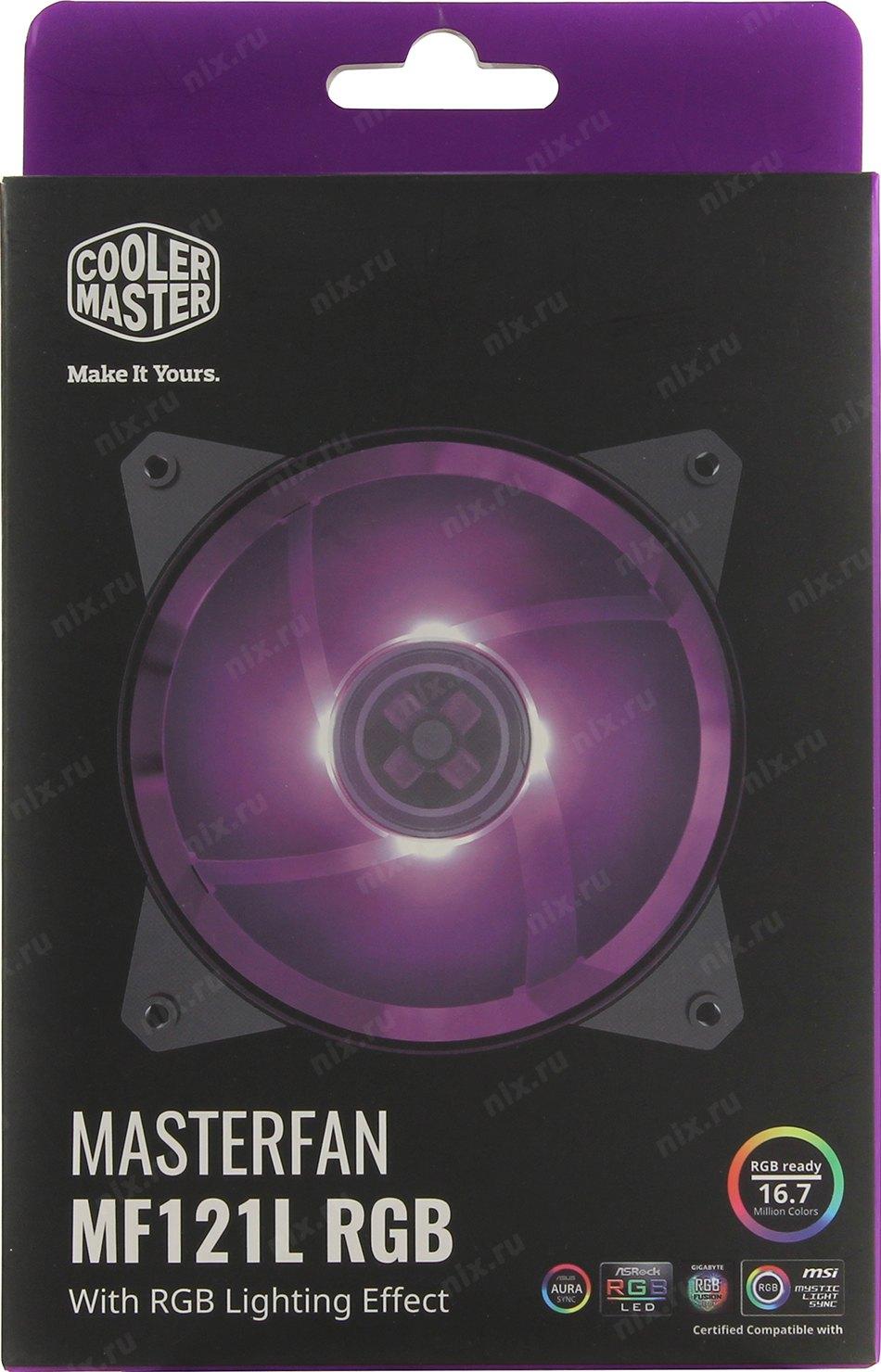 MasterFan MF121L RGB