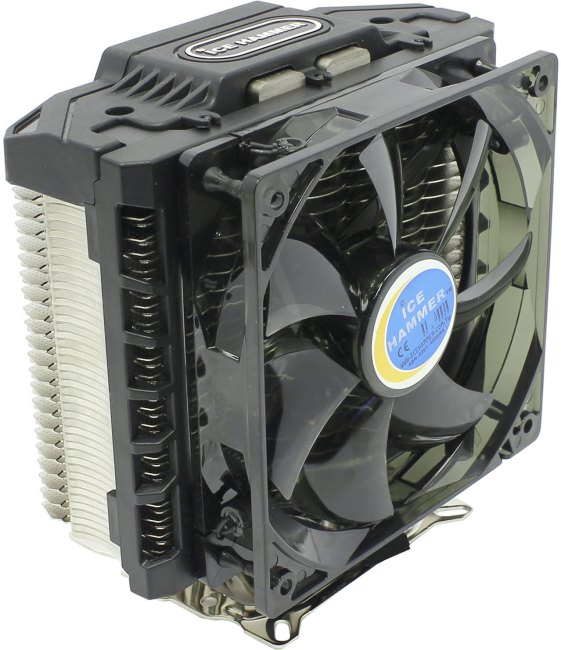 Кулер для процессора Ice Hammer IH-HYBRID — Кулеры и системы ...