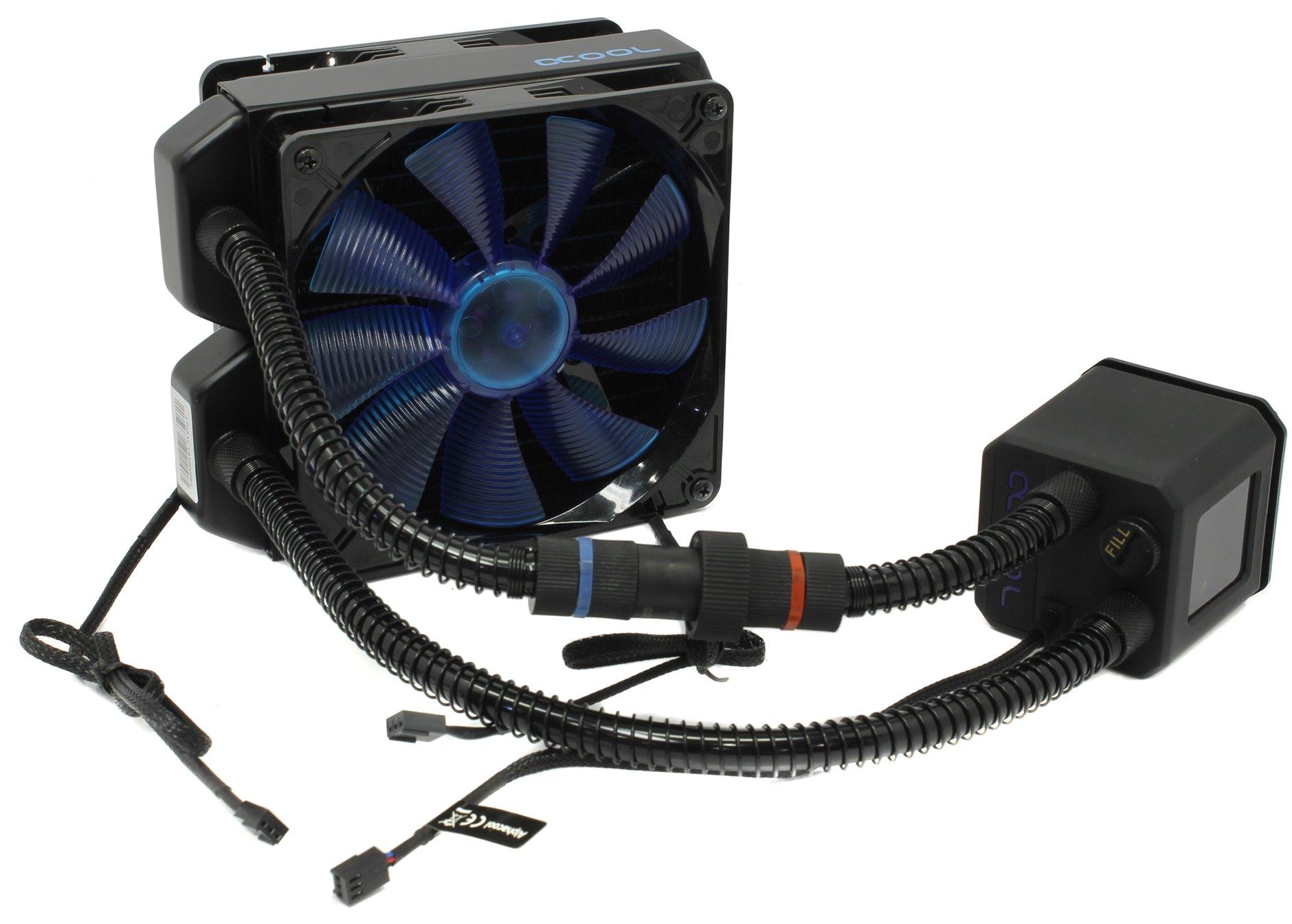 <b>Водяное охлаждение Alphacool Eisbaer</b> 140 CPU — купить в ...
