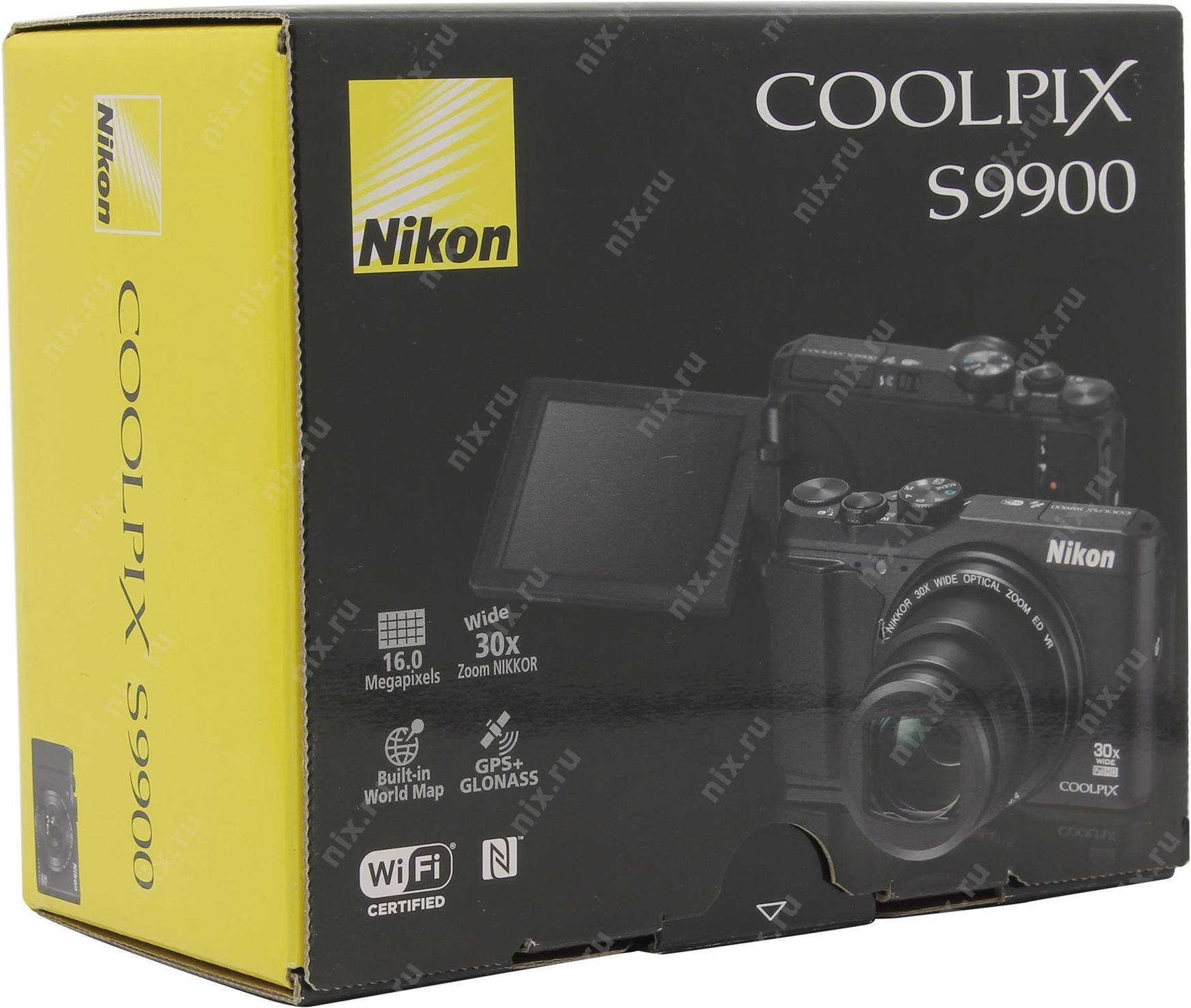 CoolPix S9900