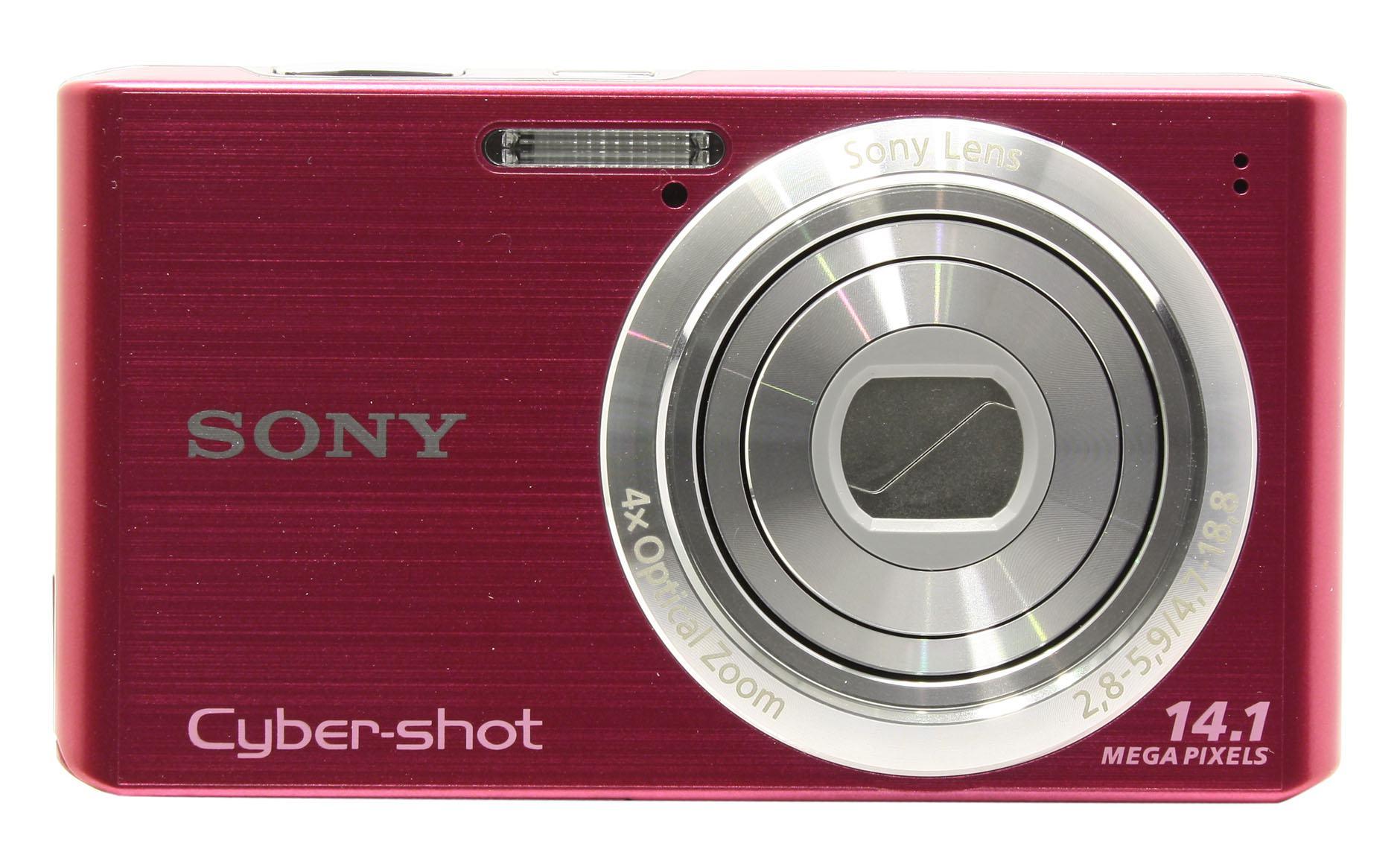 Фотоаппарат Sony Cyber shot DSC W610 — купить цена и характеристики отзывы