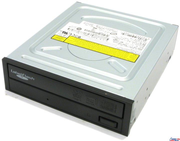 Optiarc AD-7203A, вид основной