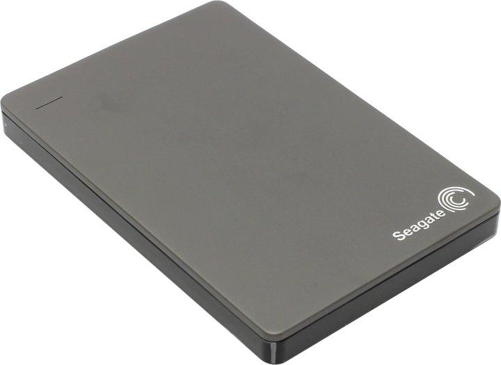 Seagate Backup Plus Slim STDR1000201, вид основной