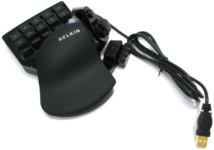 Belkin SpeedPad N52TE, вид основной