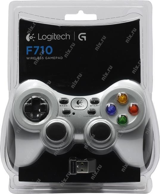 Геймпад logitech wireless f710 установка на windows 7,8,8 1 без.