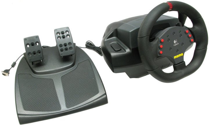 Download Logitech Momo Racing Wheel Drivers Windows Vista ...