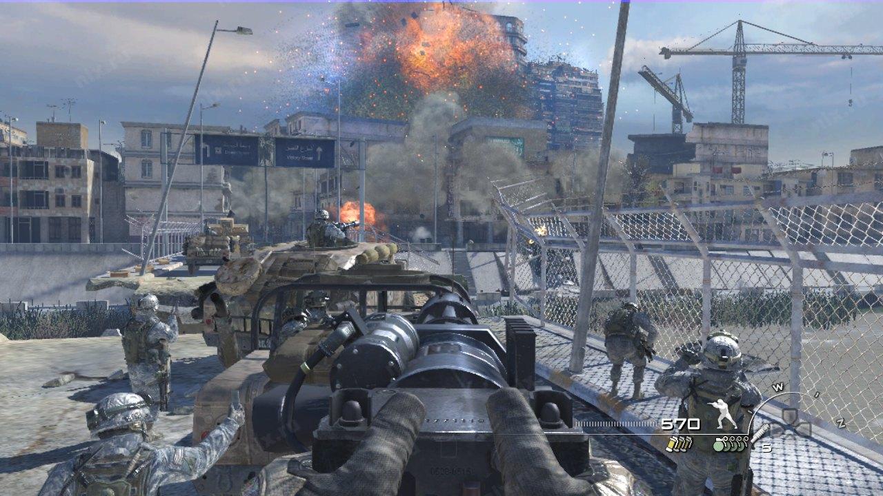 Скачать call of duty modern warfare 2 multiplayer only торрент.