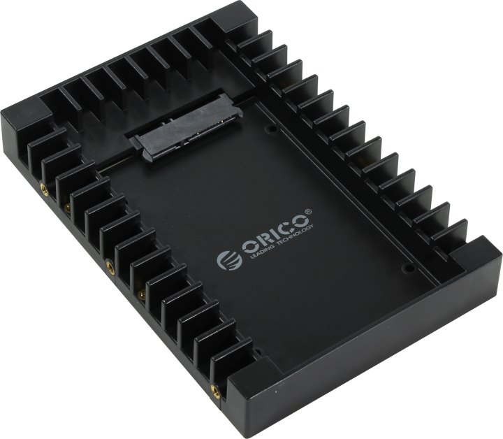 "Orico <1125SS-BK> шасси для SATA HDD/SSD 2.5"" в отсек 3.5"""