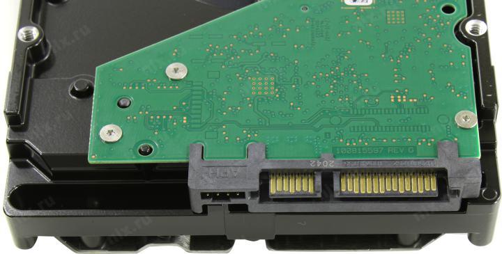 Жёсткий диск HDD 6 Tb SATA 6Gb/s Seagate IronWolf NAS <ST6000VN001> 3.5